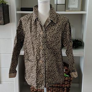 Levi Cheetah Jacket